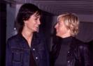 Ellen DeGeneres & Alexandra Hedison